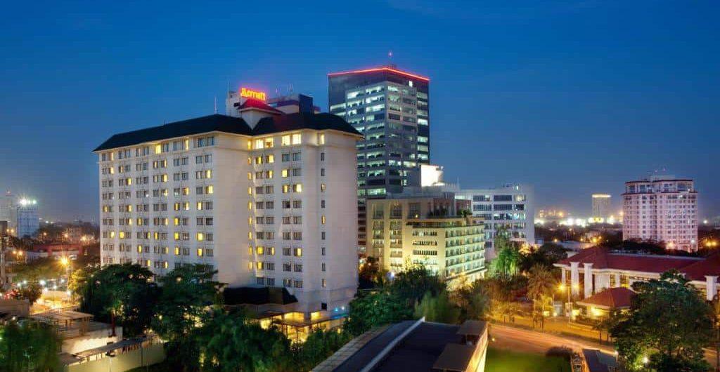 マリオット、セブ島の最も高級なリゾートホテル