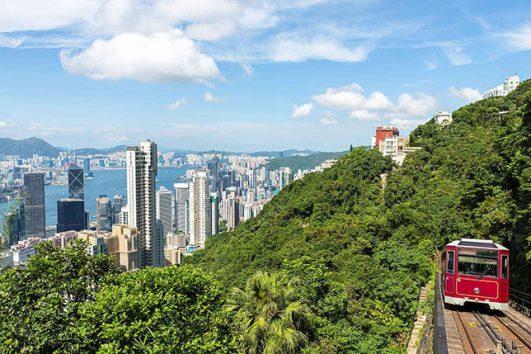 香港バスツアー