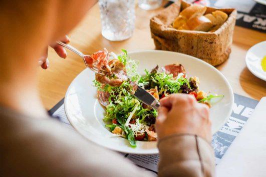 ヘルスケア 食習慣