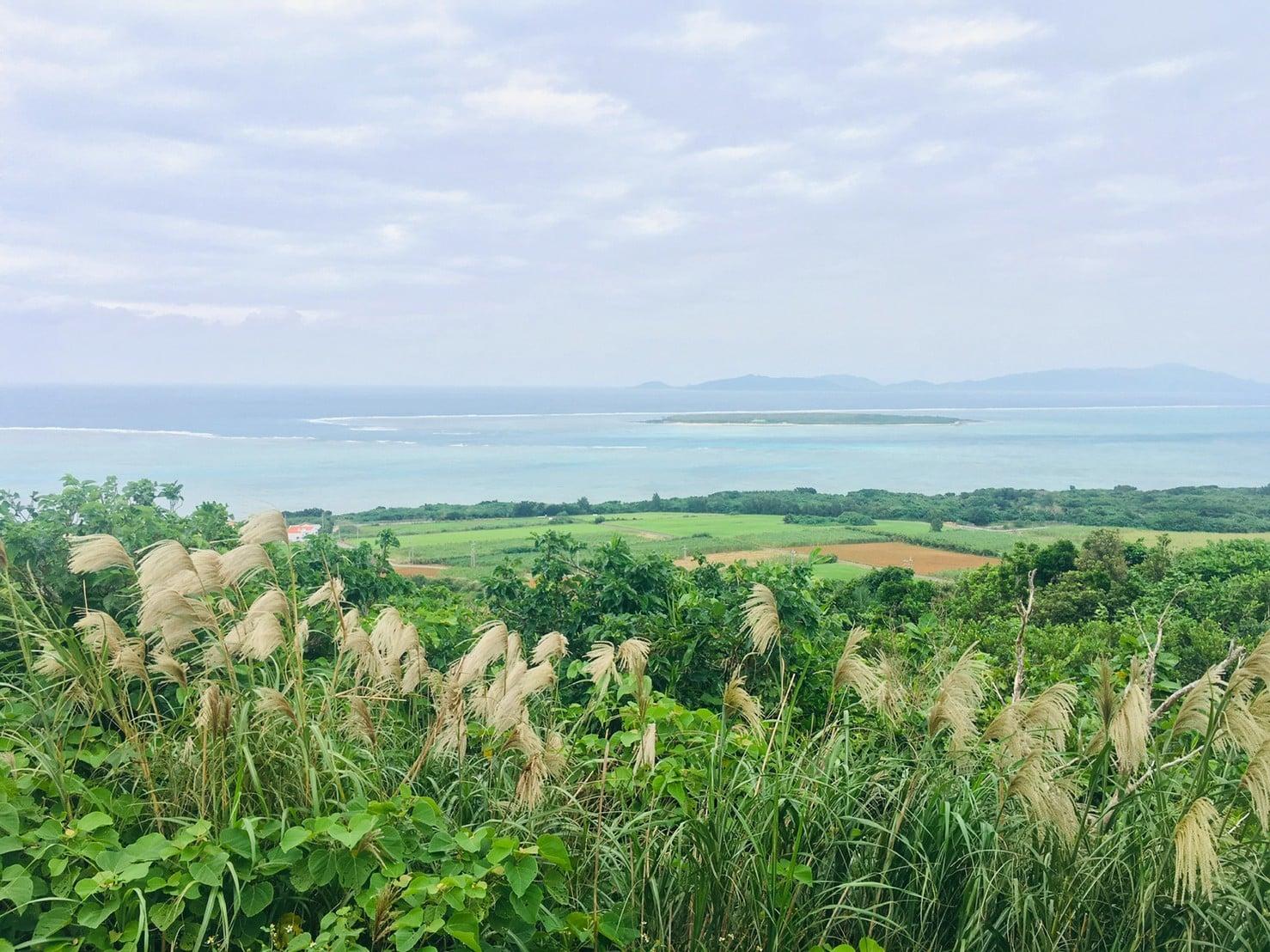 石垣島の離島 小浜島