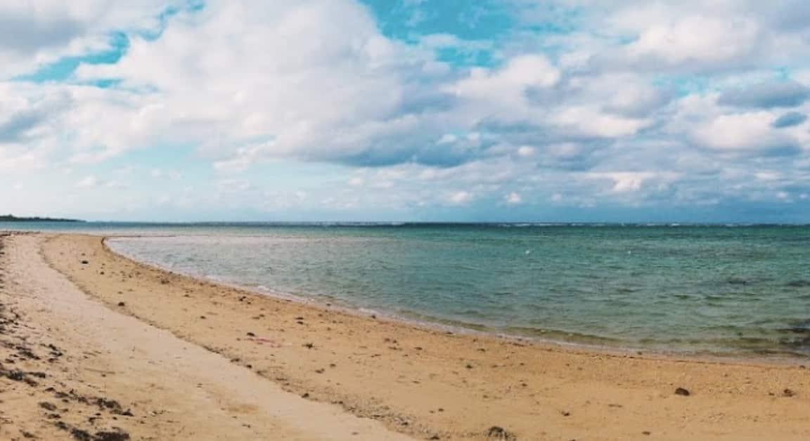 ALOALOビーチ