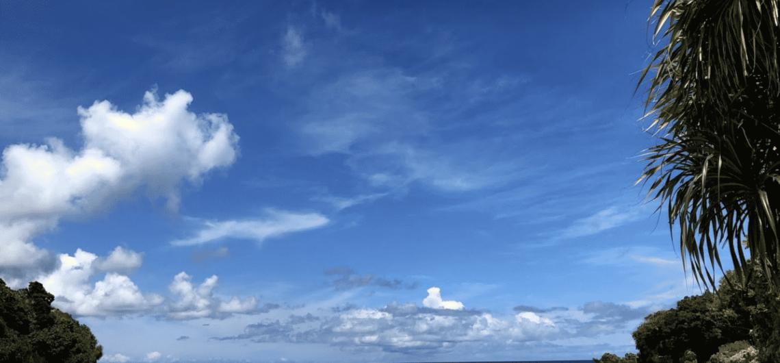 山原海岸(クリスタルビーチ)